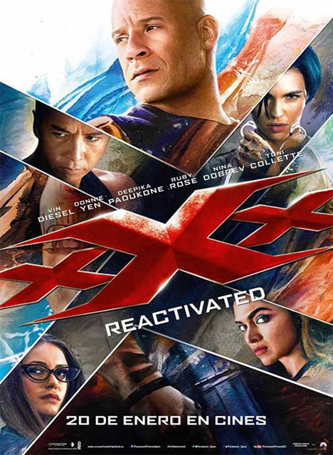 (HD) XXX: REACTIVATED